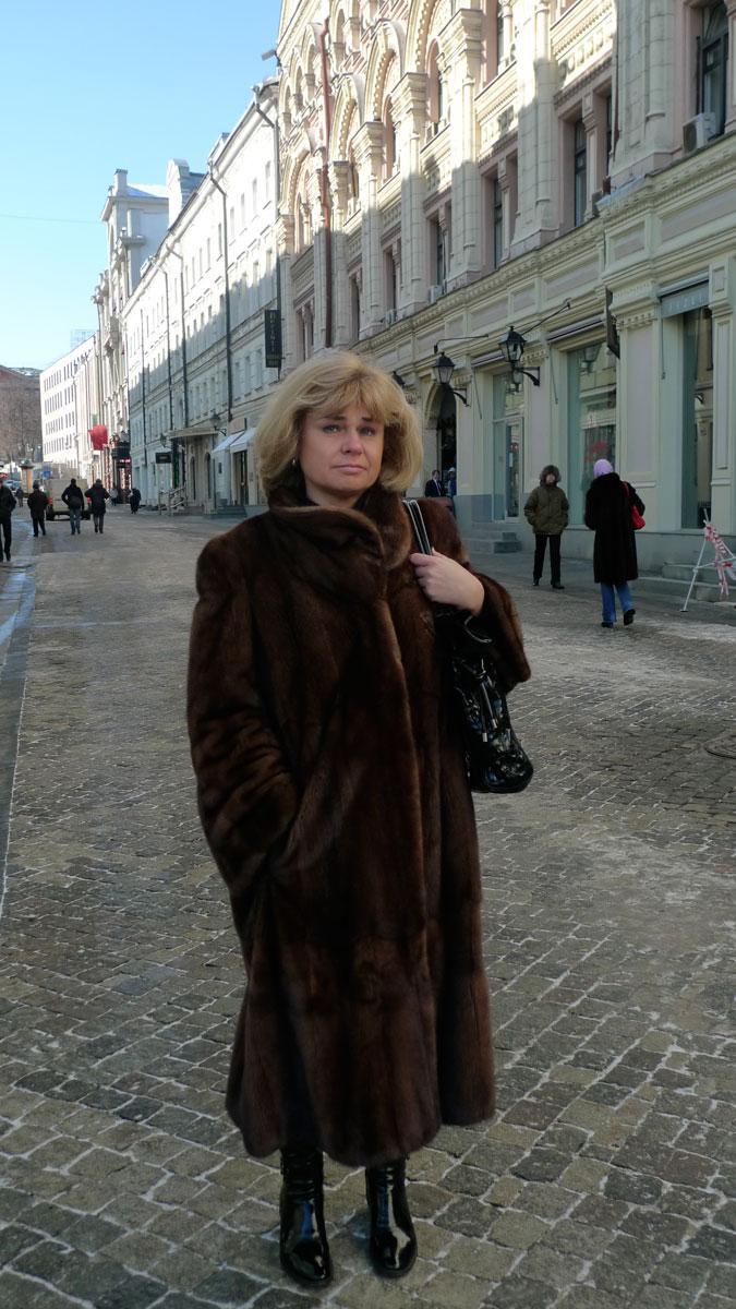Russian Fur Coats Moscow