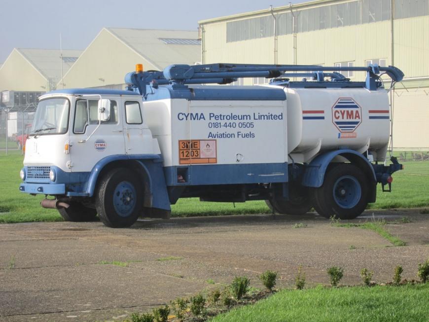 CYMA Aviation Fuel