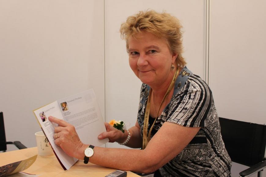 Dr Carol Kerven