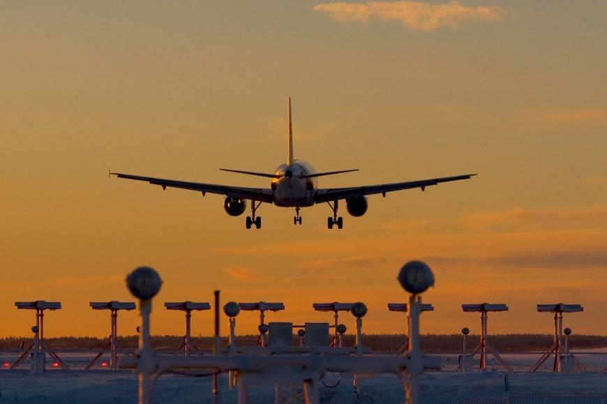SAS green landings