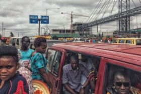 Streets of Lagos, Photo By Samuel Okocha
